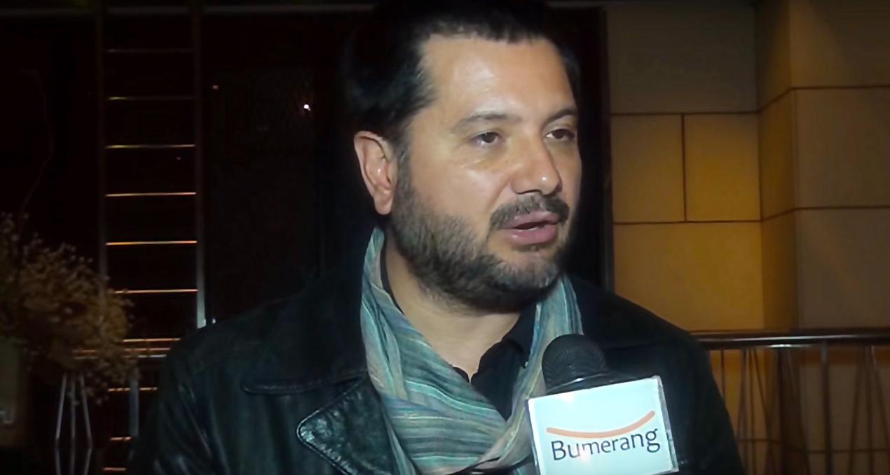 Entrevistamos a Jorge Rojas.