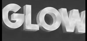 Las noches de Glow en la alameda