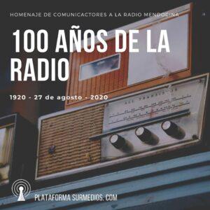 100 años de la Radiofonía
