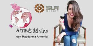 A través del vino